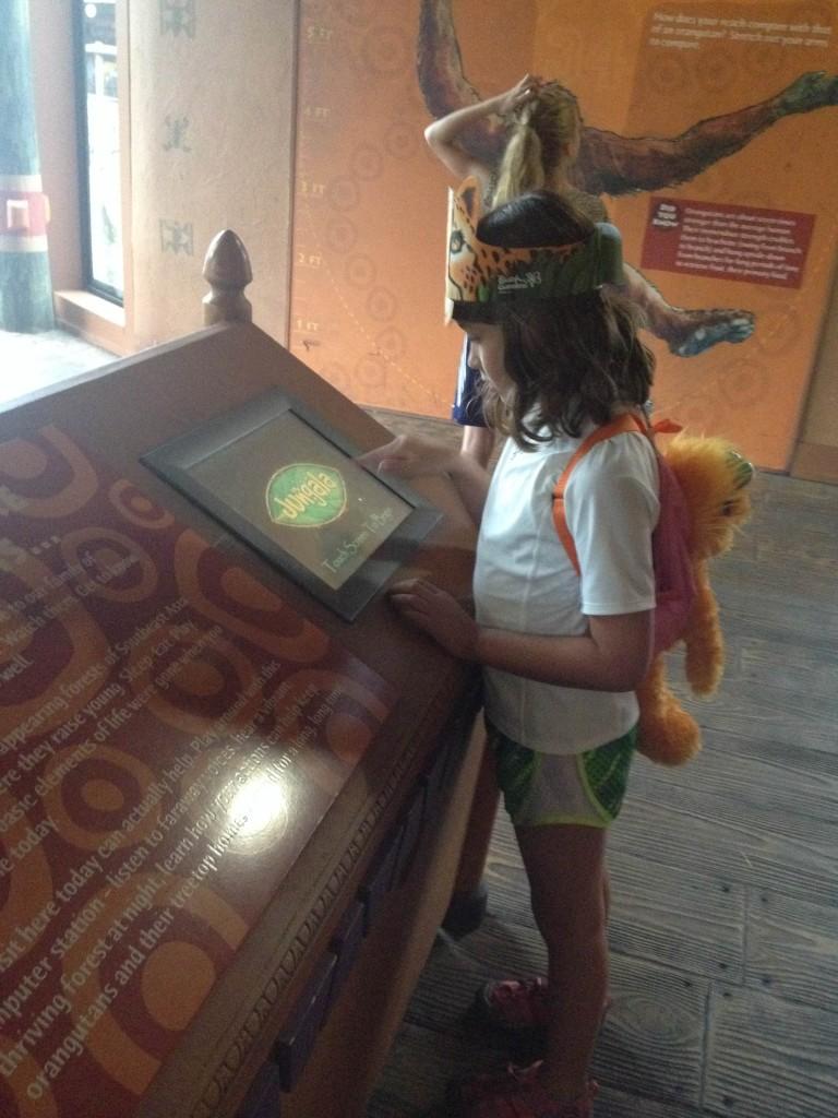 Jungala, Busch Gardens