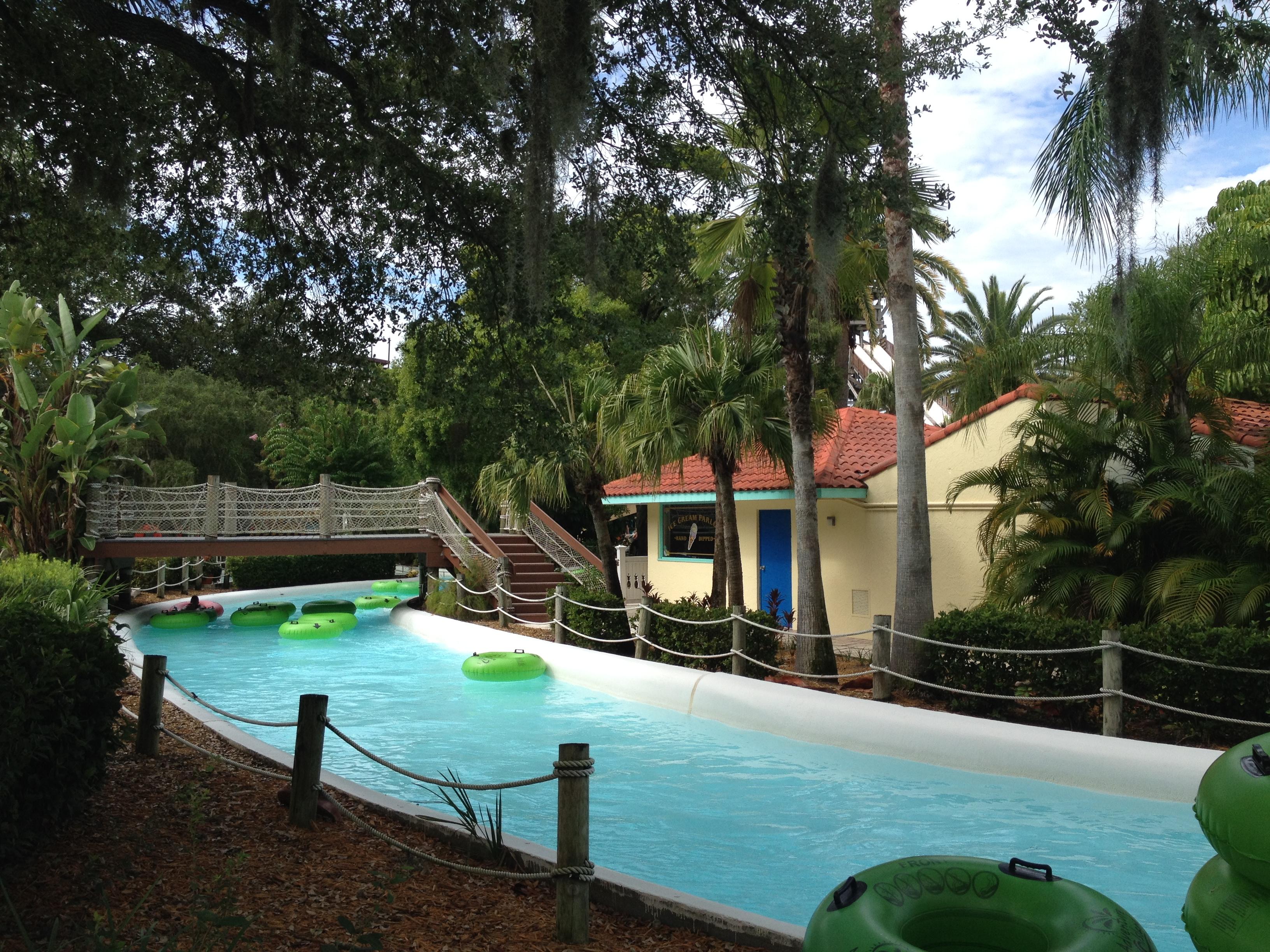 Adventure Island Tampa: Get To Adventure Island