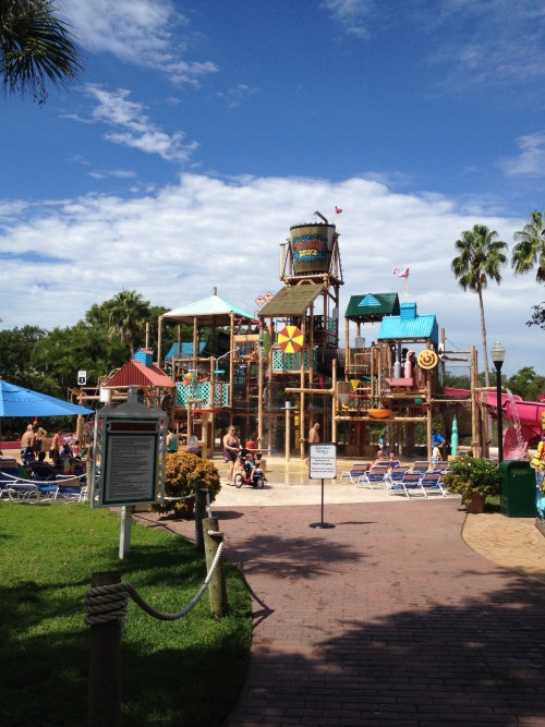 Waterpark in Tampa Bay - Adventure Island