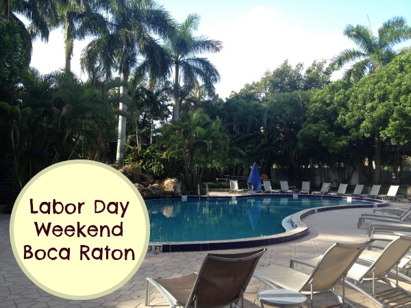 Labor Day Weekend Marriott Renaissance Boca