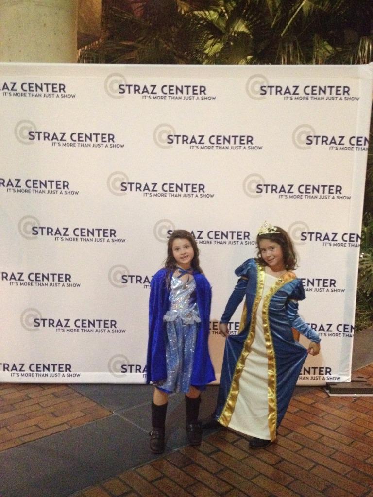 Cinderella at the Straz