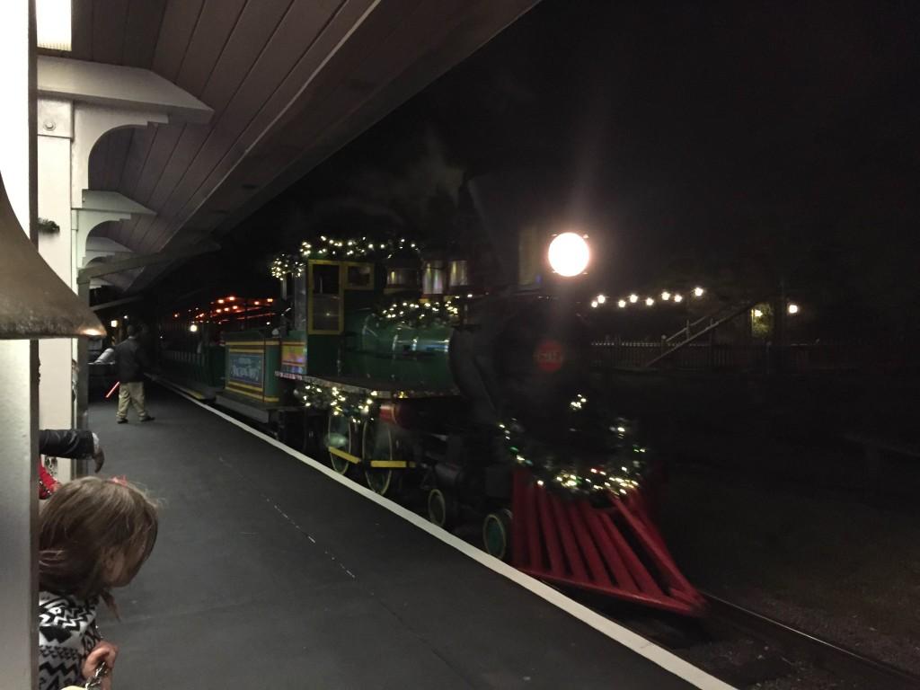 Sing a long train ride
