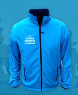 Sarasota Half Marathon Commemorative Jacket included with race registration!
