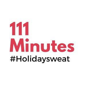 #Holidaysweat