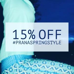 prana spring style