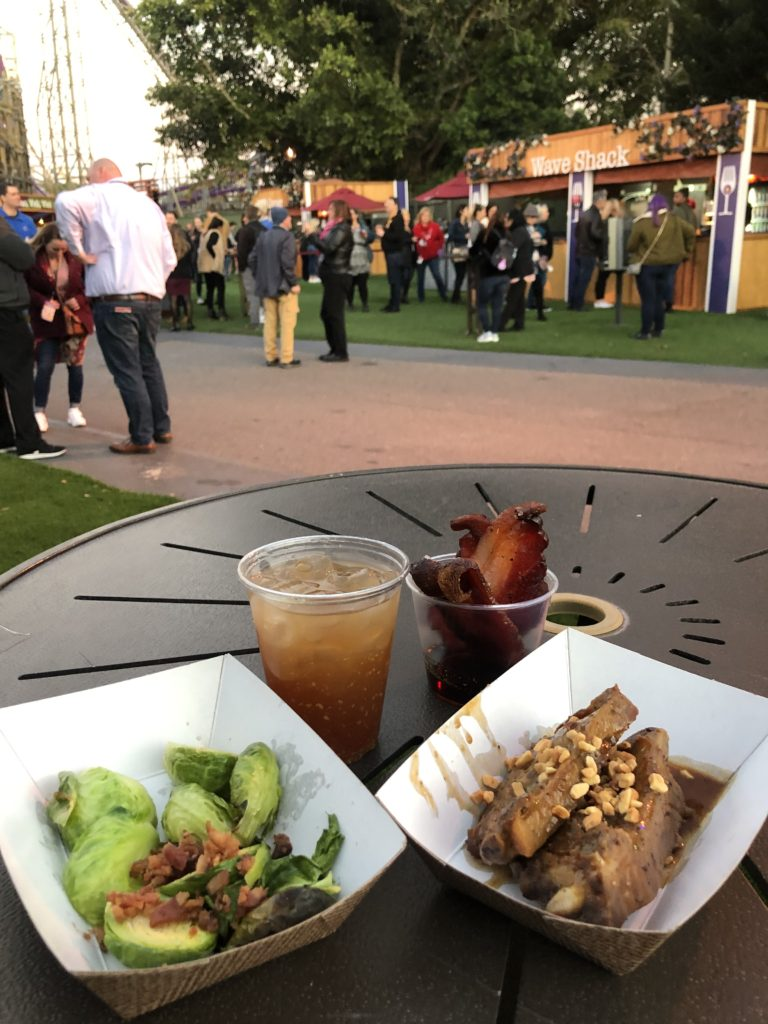 Hog Heaven 2020 Food and Wine Festival Busch Gardens